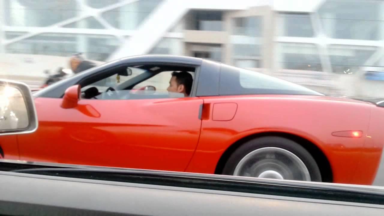 Corvette C6 LS3 VS Cadillac XLR LS3