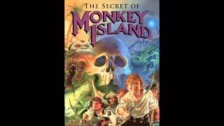 The Secret of Monkey Island - (Floppy version w/ ROLAND MT-32) Full Soundtrack