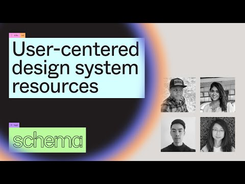 User-centered design system resources - Lyft Design Systems Team (Schema 2021)