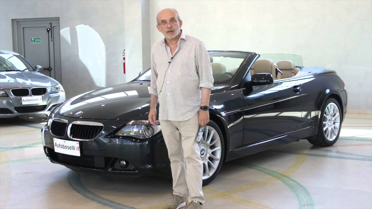 bmw 630i cabriolet youtube. Black Bedroom Furniture Sets. Home Design Ideas