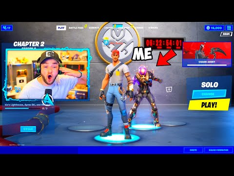 I Joined Youtubers Lobbies With LEAKED Skins!