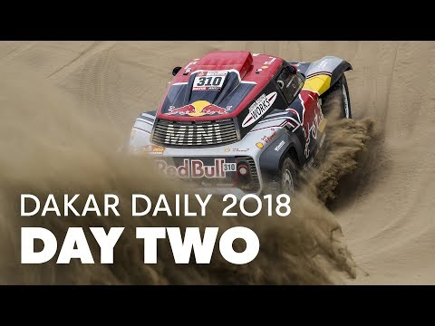 Day 2: Tragedy for Menzies | Dakar Daily 2018