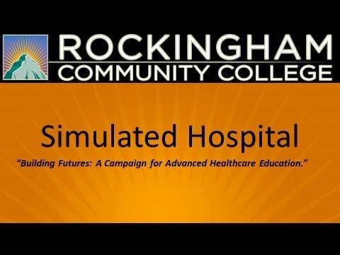 Simulated Hospital Announcement