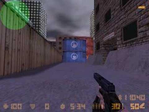 Glock 18C in... Full-Auto! Counter-Strike 1.6