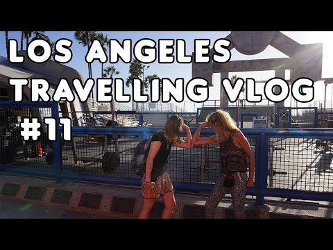 We had the police called on us! | Los Angeles, USA | Travelling Vlog #11