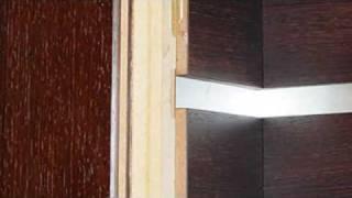 Квартира, отделка венге и алюминий(, 2009-10-10T13:29:49.000Z)