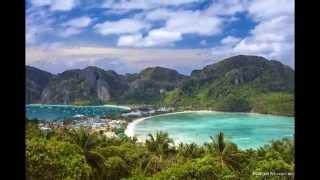 видео SPA-курорты Индии и Таиланда