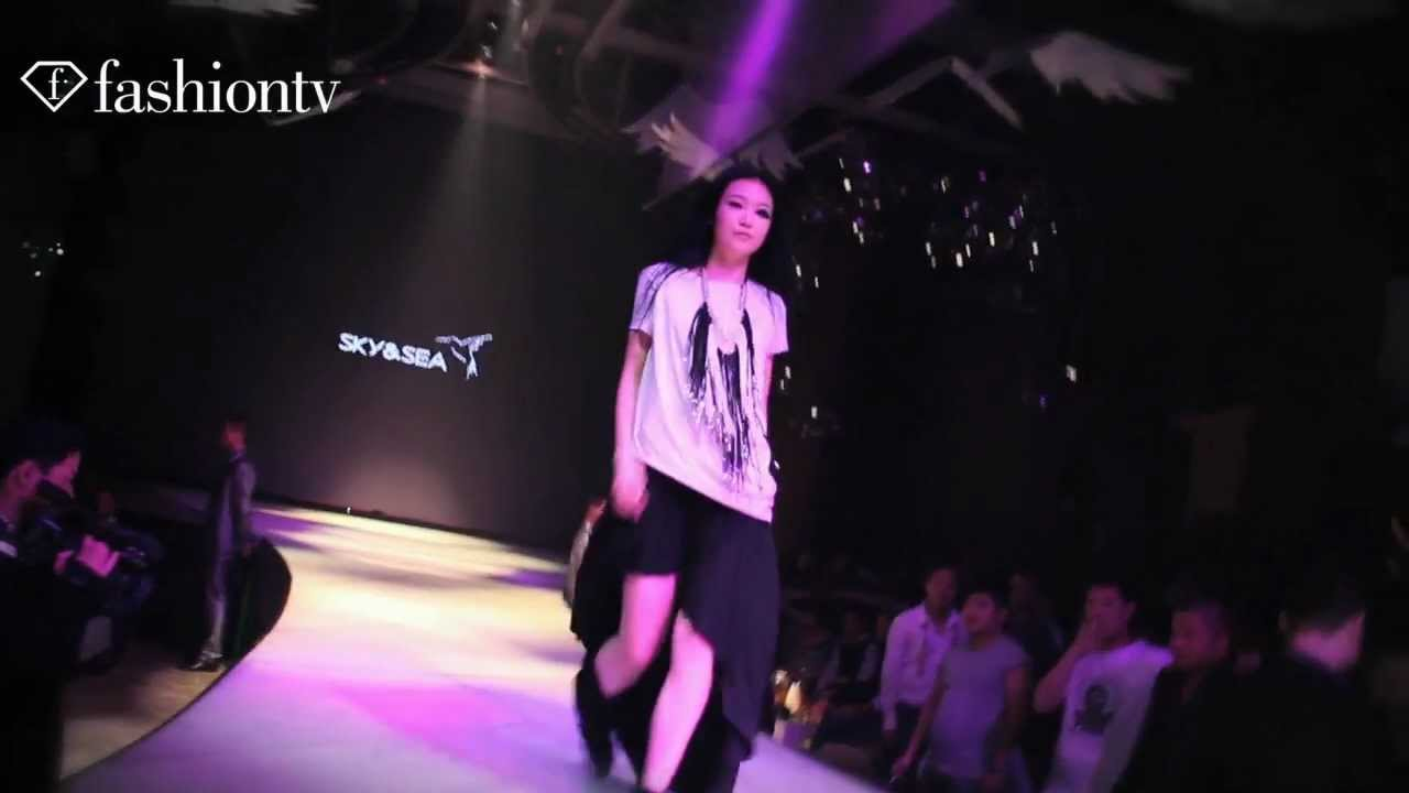 Fashion Tv Live Shenzhen Evening Show Youtube
