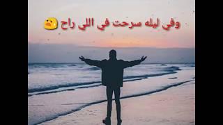 اغنيه حمزه نمره  وفي ليله سرحت في اللي راح (حاله واتس أب رومانسيه )❤❤