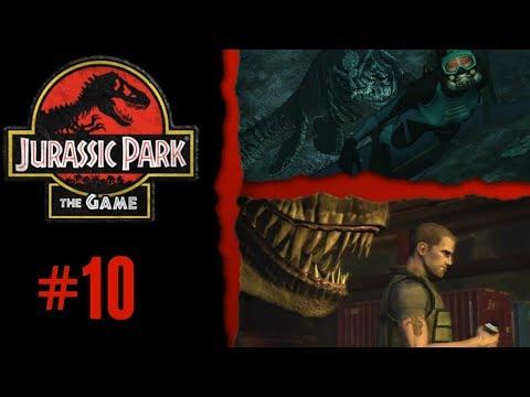 Dr. Wu's Secret Tylosaurus And Rexy's Return! - The Survivors - Jurassic Park: The Game - Part 10