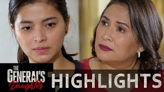 Amelia gets pissed at Rhian's question | The General's Daughter thumbnail