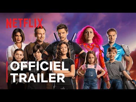 We Can Be Heroes med Priyanka Chopra og Pedro Pascal | Officiel trailer | Netflix