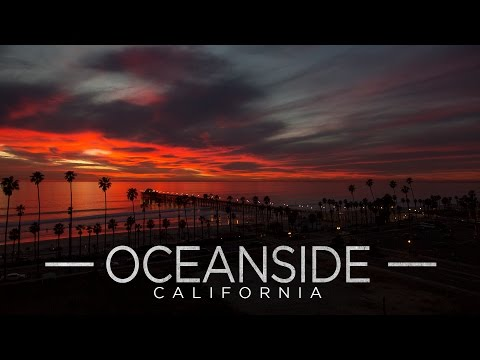 Oceanside California: A Short Film