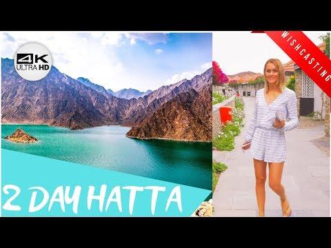 Exploring Hatta | 2 day Getaway in Dubai 4K