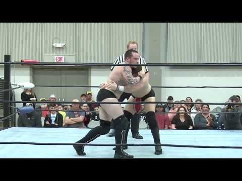 Innovate Wrestling TV #26 - Axton Ray vs. Lenny Stratton