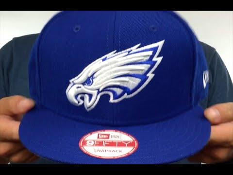 info for 4570c 59006 ... eagles team basic snapback royal white hat by new era  philadelphia ...