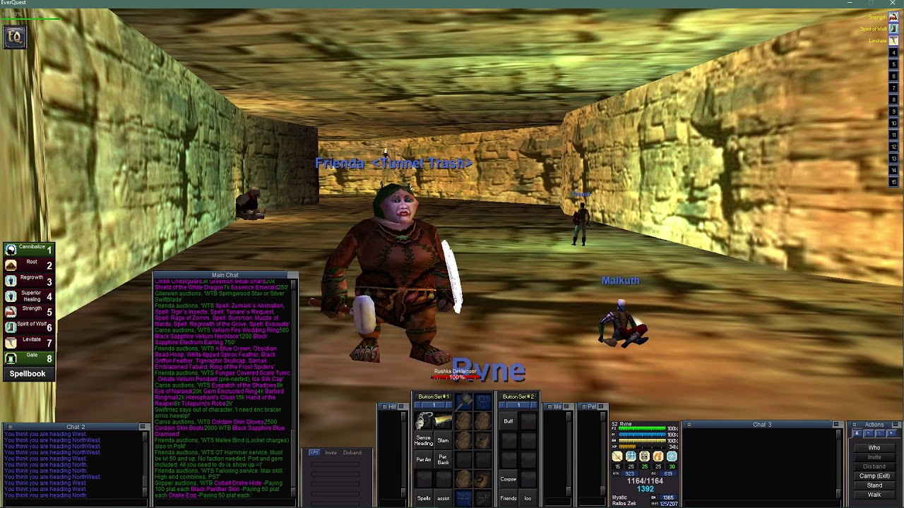 Everquest Project 1999 - Project Shaman Guide