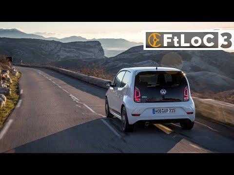 Bugatti Bike, VW Up GTI & More: FtLoC Episode 3 - Carfection