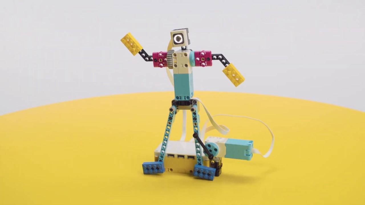 LEGO Education SPIKE Prime: Break Dance