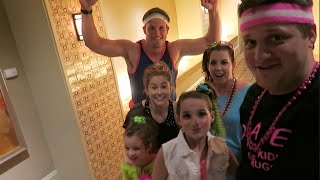 JoJo's 80's Party! (WK 280.7) | Bratayley
