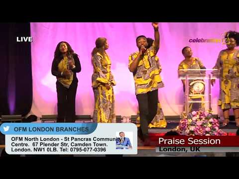 FATHER'S BLESSINGS London Day 2 Evening With Apostle Johnson Suleman