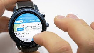 LEMFO LEM 5 Pro Boosted watch 2017 | WiFi | GPS | Youtube | Maps 🔍#3 REVIEW Mp3