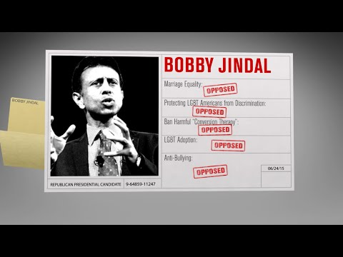 2016: Republican Facts: Bobby Jindal