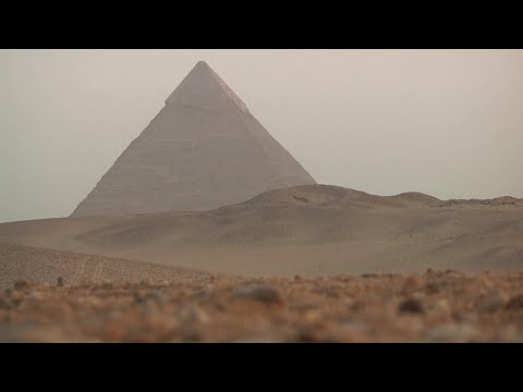 Plane-sized chamber discovered inside Great Pyramid of Egypt
