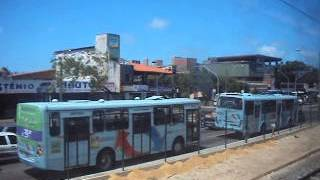 METRO DE FORTALEZA (Estação Parangaba a Estação São Benedito)