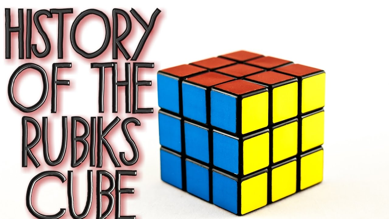 Bikini bimbo solves rubik's cube fast