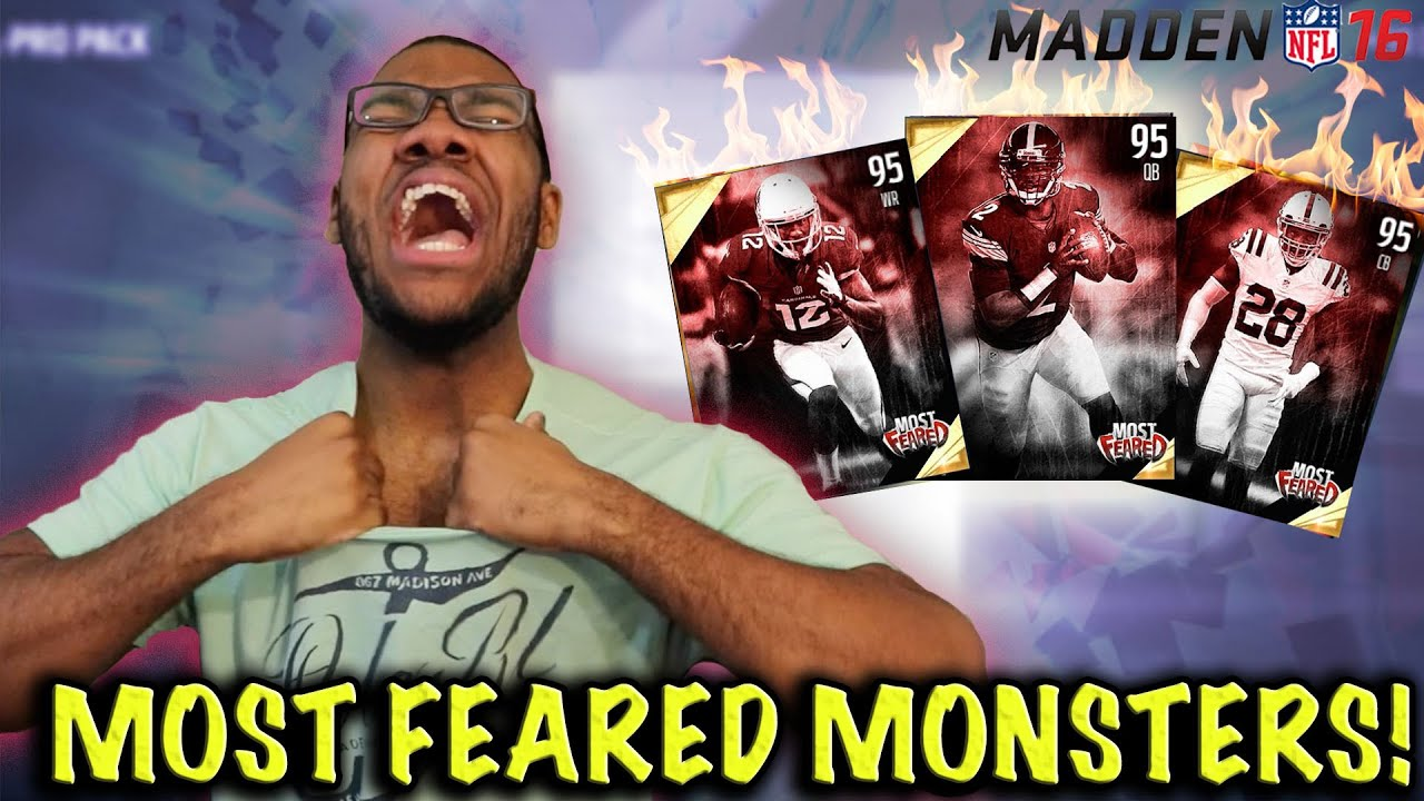 <b>Madden 16</b> Ps4 Ultimate Team - MOST FEARED <b>CHEATCODES</b>!! - YouTube