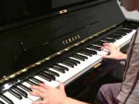 Keane - Hamburg Song (piano cover)