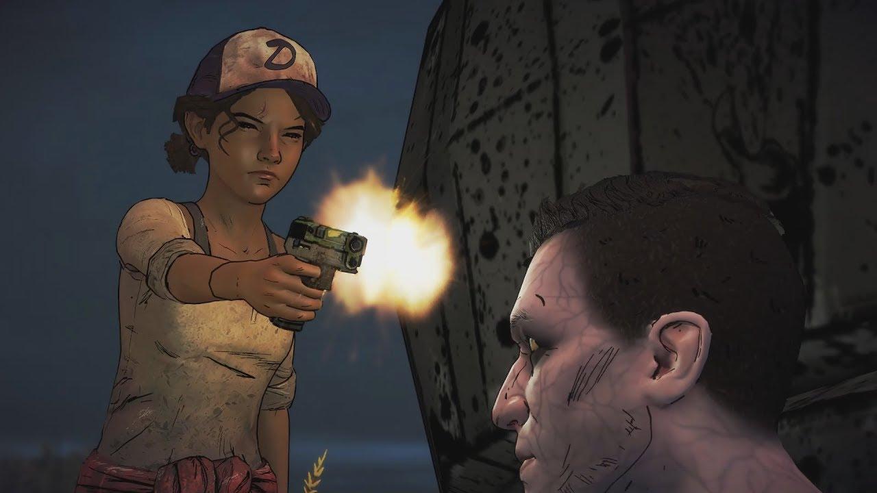 The Walking Dead All Season 3 Clementine Kills Hd