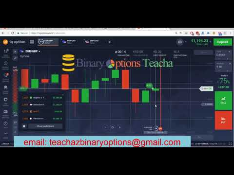 how I trade binary options 60 seconds strategy  100 percent profit guaranteed