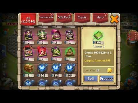 Thunder God's Gift Win Skeletica F2p