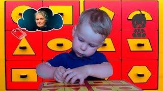 МЕТОДИКА МОНТЕССОРИ. Рамки и вкладыши Монтессори. Раннее развитие детей по методике Монтессори