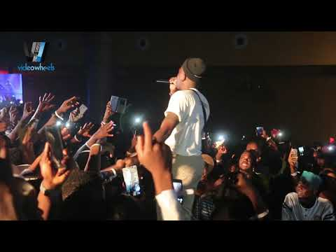 YCEE LIVE AT ALBUM LISTENING PARTY DREAMS By DJ SPINALL