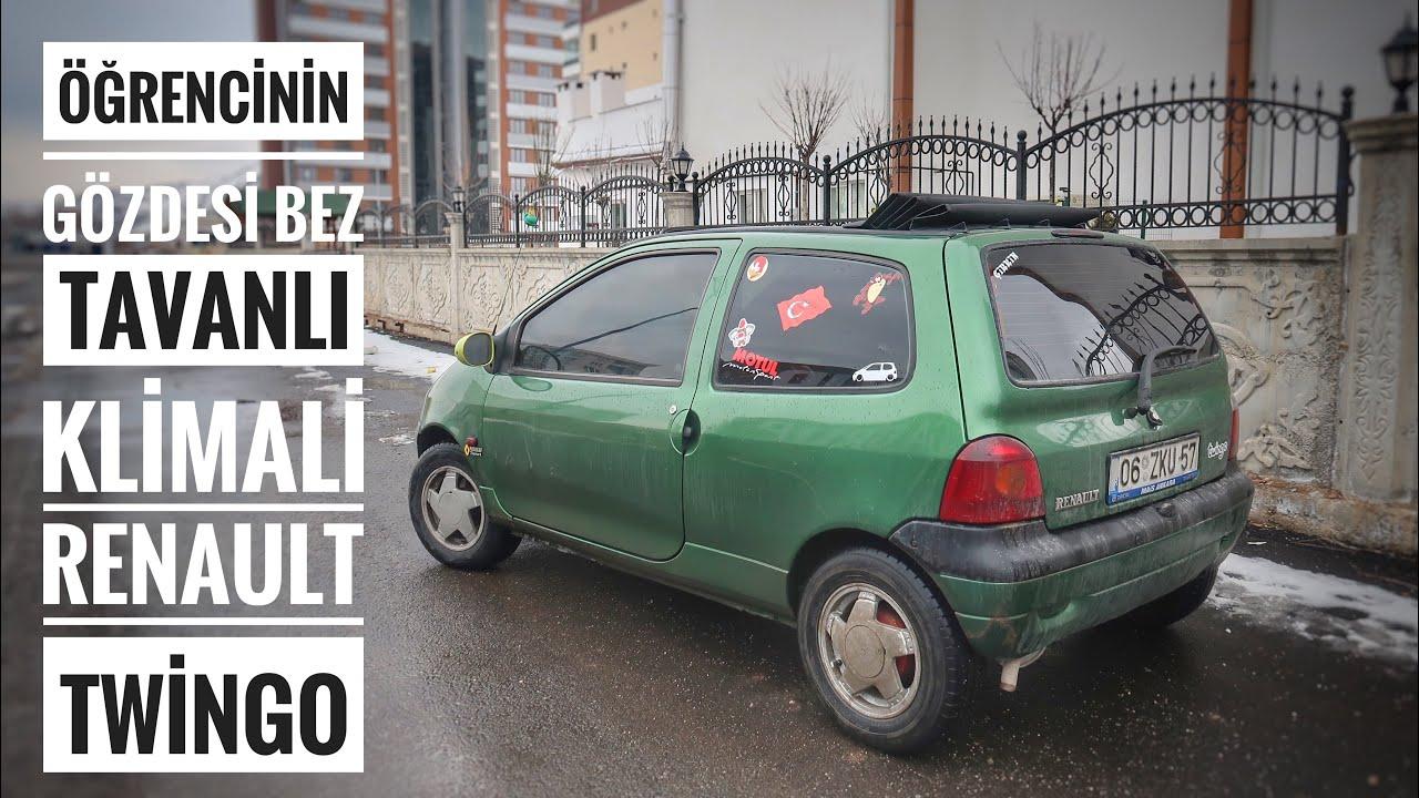 Öğrenci Arabasının Kralı | Renault Twingo | Otomobil Günlüklerim