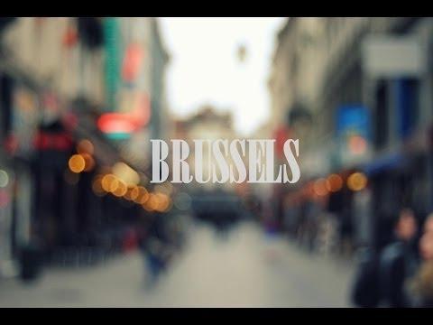 BRUSSELS, Belgium / friends trip video [HD]