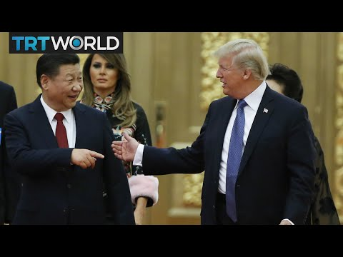 Trump in Asia: US, China agree on a nuclear-free North Korea