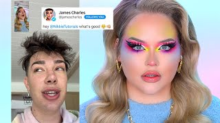 James Charles.. it's time to talk! 😤 | NikkieTutorials