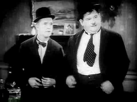 Laurel and Hardy - Way Out West Trailer