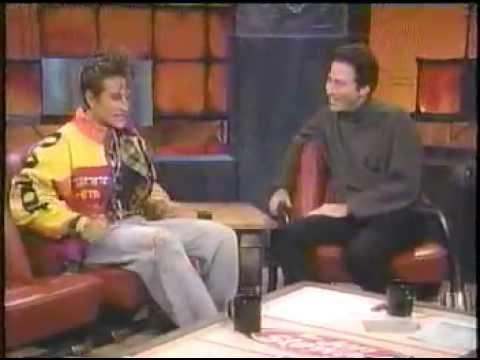 Downhill Mountain Bike Champion Missy Giove on the Jon Stewart Show