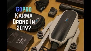 GoPro Karma Drone in 2019? Worth the Buy?