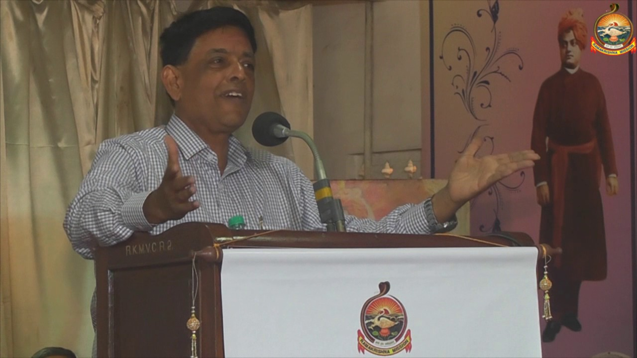Dr S. R Ramanan on Valedictory function for 150th Birth Anniversary of Sister Nivedita