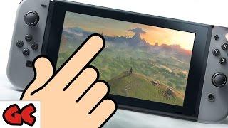 Nintendo SWITCH und die große T-Frage