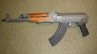 Double Eagle AK47 Airsoft Review