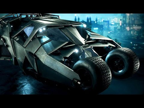 BATMAN ARKHAM KNIGHT - Nightwing Trailer VF (DLC)