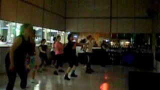 KAOMA - Chorando se foi - Pitybull - Lambada - Zumba Fitness