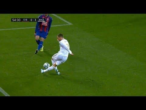 Por estas cosas el Real Madrid compró a Eden Hazard